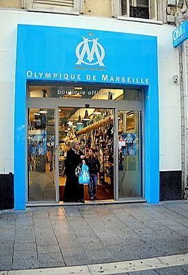 Olympique de Marseille shop