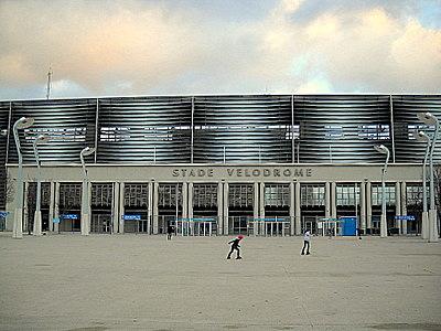 Olympique Marseille Stade Velodrome