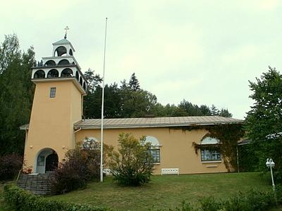 Ortodoksinen kirkko Jyväskylä
