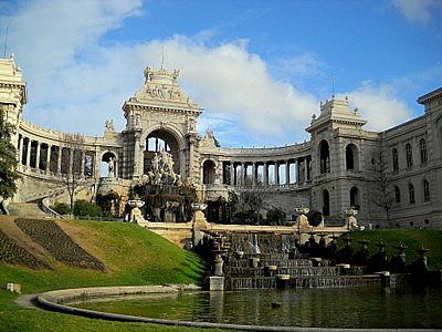Palais Longchamp Marseille France