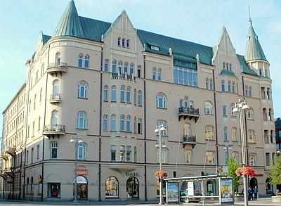 Palanderin talo Tampere