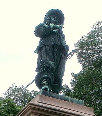 Pietari Brahe patsas Turku