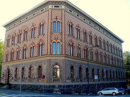 Junneliuksen palatsi Pori