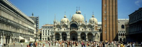 Saint Mark's square Venice Italy