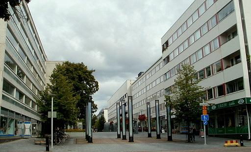 Raatihuoneenkatu Hämeenlinna