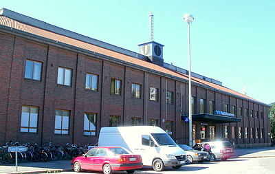 Rautatieasema Lahti
