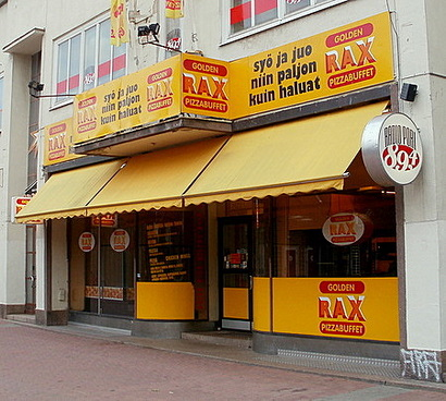 Rax ravintola Pori