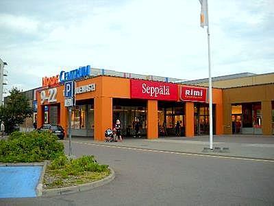 Rimi Tallinna hypermarket Norde Centrum Tallinna