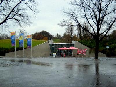 Sea Life Aquarium Munich Germany