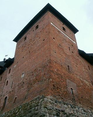 Sisälinna torni Hämeen linna