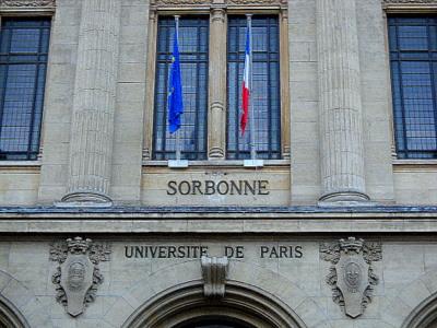 Sorbonne Universite de Paris France