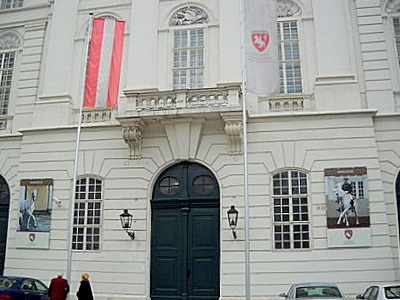 Spanish Riding School Vienna Austria