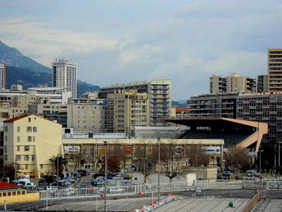 Stade Mayol Toulon France