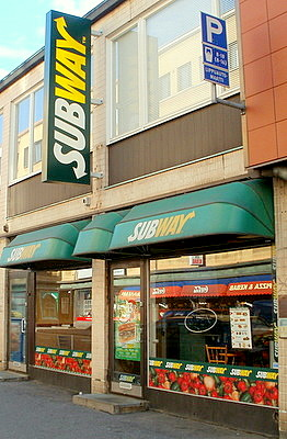 Subway Pori