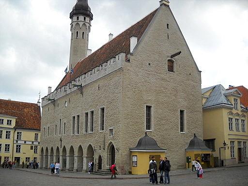 Tallinnan raatihuone
