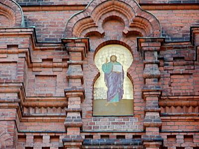 Tampere ortodoksinen kirkko ikoni