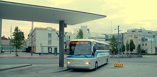Tampere Turku bussi