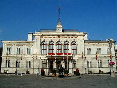 Tampereen raatihuone