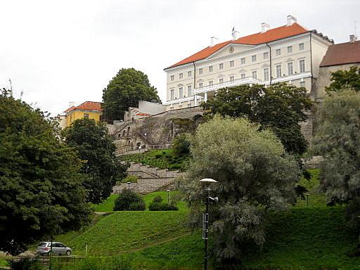 Toompean mäki Tallinna