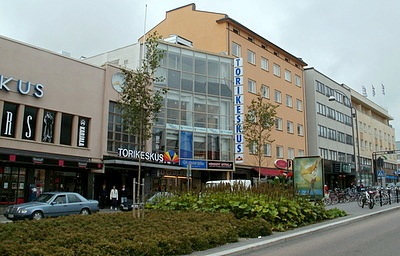 Torikeskus Jyväskylä