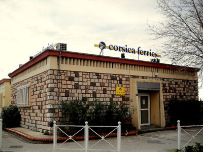 Toulon Corsica Ferries Sardinia Ferries ticket office France