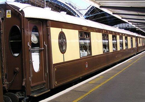 Train London to Venice Italy