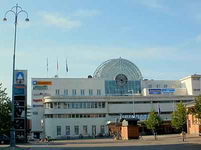 Tullintorin kauppakeskus Tampere