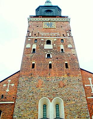 Turun tuomiokirkon torni