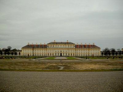 New Schleissheim palace Munich Germany