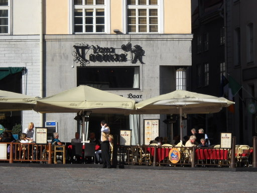 Vana Toomas ravintola Tallinna