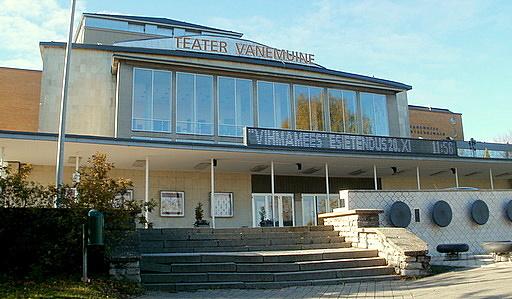 Vanemuine teatteri Tartto