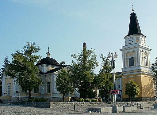 Vanha kirkko Tampere