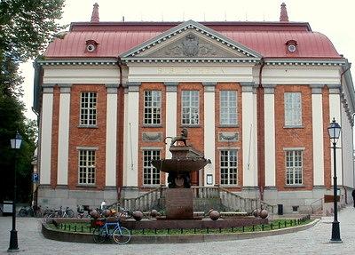 Vanha pääkirjasto Turku