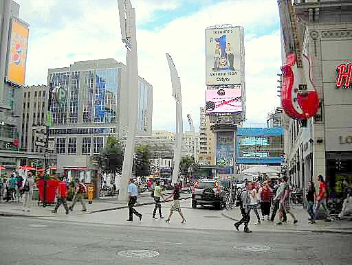 Yonge Dundas Square