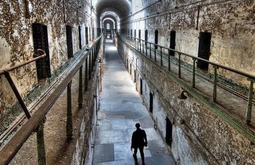 Eastern State Penitentiary Philadelphia Yhdysvallat.