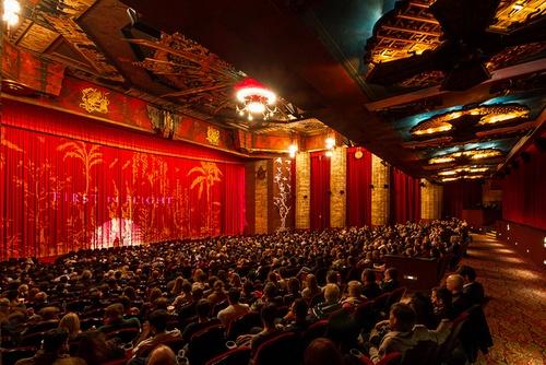 Grauman's Chinese Theatre Los Angeles Yhdysvallat.