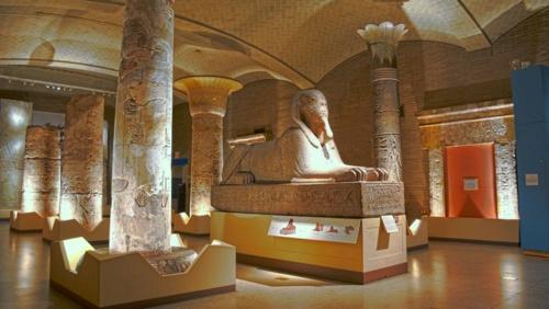 Penn Museum Philadelphia Yhdysvallat.
