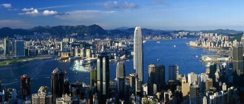 The Peak Hong Kong.