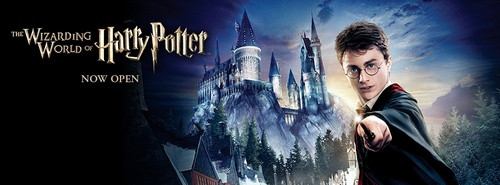 Universal Studios The Wizarding World of Harry Potter Los Angeles Yhdysvallat.