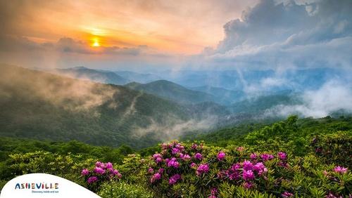 Asheville North Carolina Yhdysvallat.