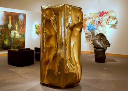 Boca Ratonin taidemuseo Florida Yhdysvallat.