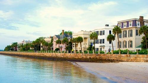 Charleston South Caroline Yhdysvallat.