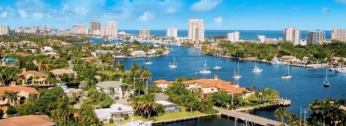 Fort Lauderdale Florida Yhdysvallat.