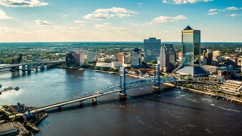 Jacksonville Florida Yhdysvallat.