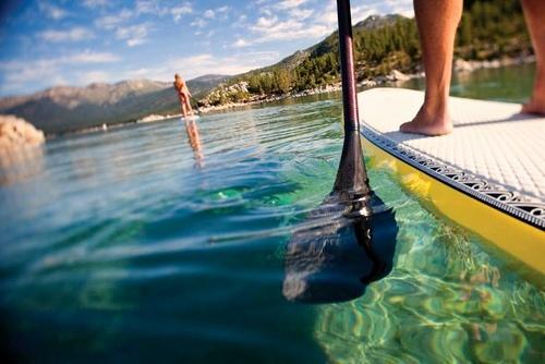 Lake Tahoe kesä Nevada Yhdysvallat.