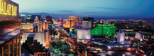 Las Vegas Nevada Yhdysvallat.