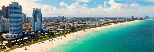 Miami Florida Yhdysvallat.