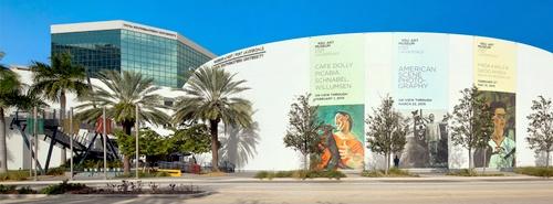 NSU Art Museum Fort Lauderdale Florida Yhdysvallat.