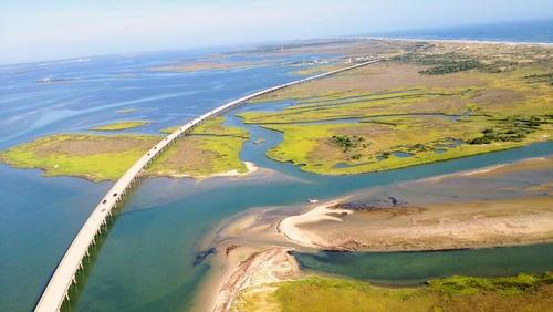 Outer Banks Pohjois-Carolina Yhdysvallat.