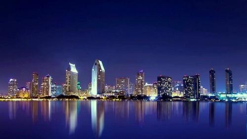 San Diego Kalifornia Yhdysvallat.